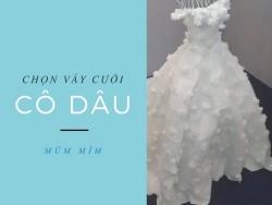 Bí kíp chọn váy cưới cho cô dâu mũm mĩm