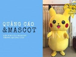 Lợi ích của mascot trong quảng cáo