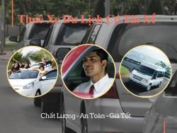 Bạn biết cách thuê xe du lịch có tài xế chất lượng?