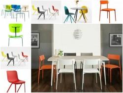 Những mẫu bàn ghế phòng ăn cao cấp hiện đại nhập khẩu Italia