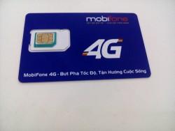 Vì sao bạn nên sử dung sim 4G một năm của Mobifone?