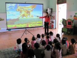 Sử dụng máy chiếu trong giảng dạy - định hướng đúng cho môi trường học tập hiện đại