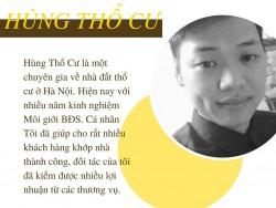 Hùng Thổ Cư - chuyên viên nhà thổ cư Hà Nội