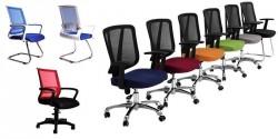 Những ưu điểm nổi bật của ghế lưới văn phòng