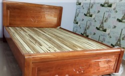 Nhược điểm và ưu điểm của giường ngủ gỗ tự nhiên và giường ngủ gỗ công nghiệp