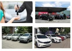 Thủ tục cho thuê xe ô tô tự lái
