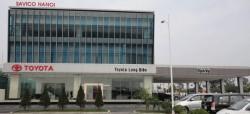Toyota Long Biên - Đại lý Toyota chính hãng, giá tốt khu vực phía Bắc