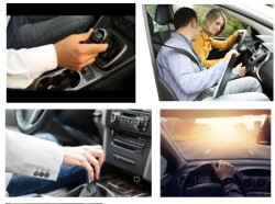 Cách để dễ dàng làm quen một chiếc xe ô tô lạ