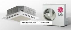 Tính năng và ưu điểm nổi bật của máy lạnh âm trần Cassette LG