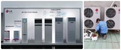 Ưu nhược điểm máy lạnh tủ đứng LG là gì?