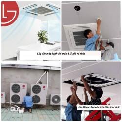 Đặc điểm nổi bật máy lạnh âm trần LG