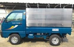 Giới thiệu sản phẩm : xe tải Thaco Towner 800 tải trọng 900 Kg tại Vĩnh Long