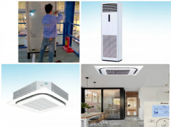 7 tính năng công nghệ nổi bật của máy lạnh âm trần Daikin