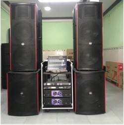 Dàn âm thanh sân khấu giá bao nhiêu?