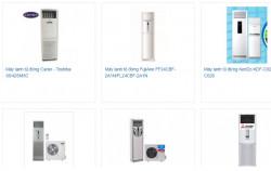 Giới thiệu các thương hiệu máy lạnh tủ đứng Inverter tiết kiệm điện hiện nay