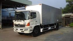 Những kinh nghiệm cần biết khi mua xe tải thùng kín Hino