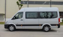 Hyundai Solati 16 chỗ chính thức phân phối chính hãng Hyundai tại thị trường Việt Nam