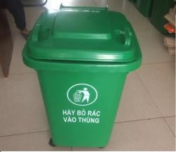 Tư vấn sử dụng thùng rác đúng cách