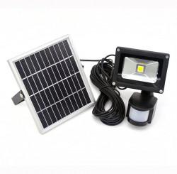 Đèn led năng lượng mặt trời – Giải pháp chiếu sáng mới
