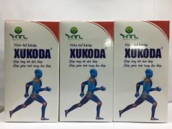Xukoda - thảo dược hỗ trợ điều trị xương khớp