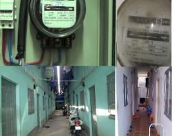 Chủ nhà trọ thu tiền điện cao hơn 10% giá quy định sẽ bị xử phạt từ 7-10 triệu đồng