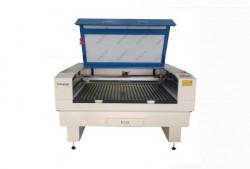 Ứng dụng máy laser 1390 trong cắt khắc da, vải may mặc