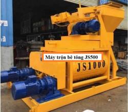 Thông số kỹ thuật máy trộn bê tông JS500
