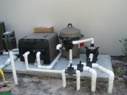 Tầm quan trọng của hệ thống máy lọc hồ bơi