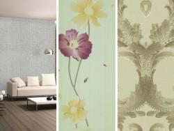 Các sản phẩm vải dán tường sợi thủy tinh của công ty TNHH Trang Trí Nội Thất Thuận Hưng