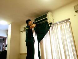 Cách vệ sinh máy lạnh tại nhà