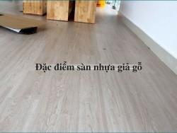 Đặc điểm sàn nhựa giả gỗ