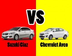 So sánh 2 dòng xe sedan hạng B: Suzuki Ciaz và Mitsubishi Attrage