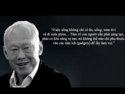 """Ai cũng nên đọc bài học vô giá từ """"Người khổng lồ châu Á"""" - cố Thủ tướng Lý Quang Diệu"""