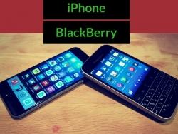 """""""Chết"""" như BlackBerry là điều không bao giờ đối với iPhone!"""