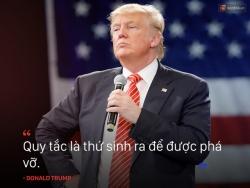 10 câu nói truyền cảm hứng của tân Tổng thống Mỹ Donald Trump