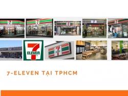Chuỗi cửa hàng 7-Eleven - hình mẫu cửa hàng tiện lợi nổi tiếng khắp 16 quốc gia sắp ra mắt tại TPHCM