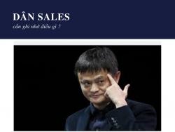 """Dân sales mà bỏ quên nguyên tắc """"cốt tử"""" này thì đừng mong bán được hàng"""