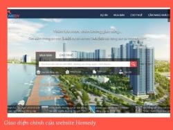 Homedy.com đã nhận được vốn đầu tư chỉ sau 2 năm hoạt động