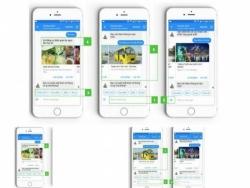 Công nghệ chatbot do 3 chàng trai Đà Nẵng khỏi nghiệp được đưa vào Skype, Facebook Messenger
