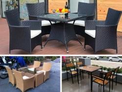 Kinh nghiệm chọn mua bàn ghế cafe kinh doanh hiệu quả nhất