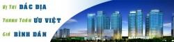 Giới thiệu đôi nét về các dự án chung cư và công ty bất động sản Kinh Đô