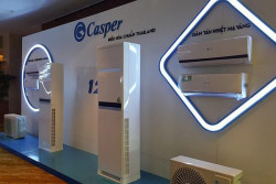 Máy lạnh Casper chất lượng với những tính năng vượt trội
