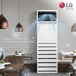 Mua máy lạnh tủ đứng LG Inverter ở đâu rẻ?