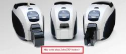 Đặc điểm máy in thẻ nhựa Zebra