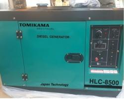 Máy phát điện Tomikama chính hãng, giá rẻ trên toàn quốc
