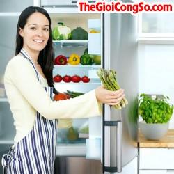 Mẹo đơn giản giúp tiết kiệm điện tủ lạnh cho gia đình bạn