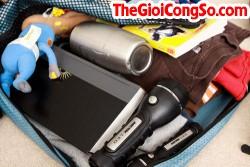 Những vật dụng gì cần thiết khi đi du lịch?