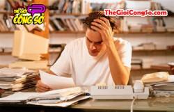 5 cách làm giảm áp lực công việc