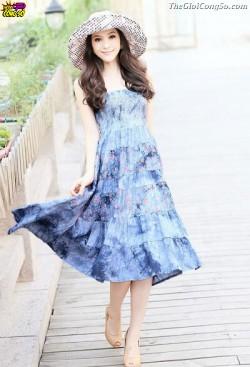 4 gợi ý chọn váy đẹp cho các nàng có bắp chân to