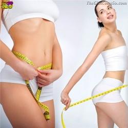 6 cách giảm cân lạ mà hiệu quả